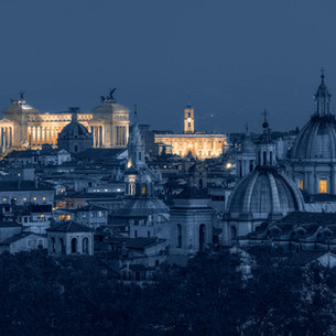 Italy - Above The Eternal City