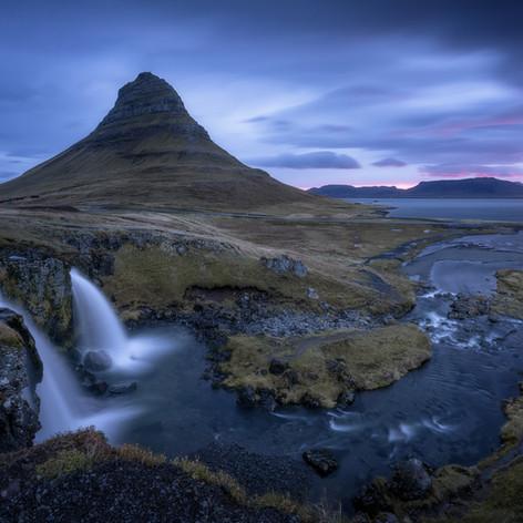 Iceland - Kirkjuffel