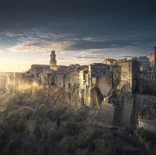 Italy - Pitigliano
