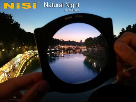 NiSi Natural Night - prova sul campo...