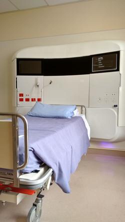 Hospital Head-panel prototype