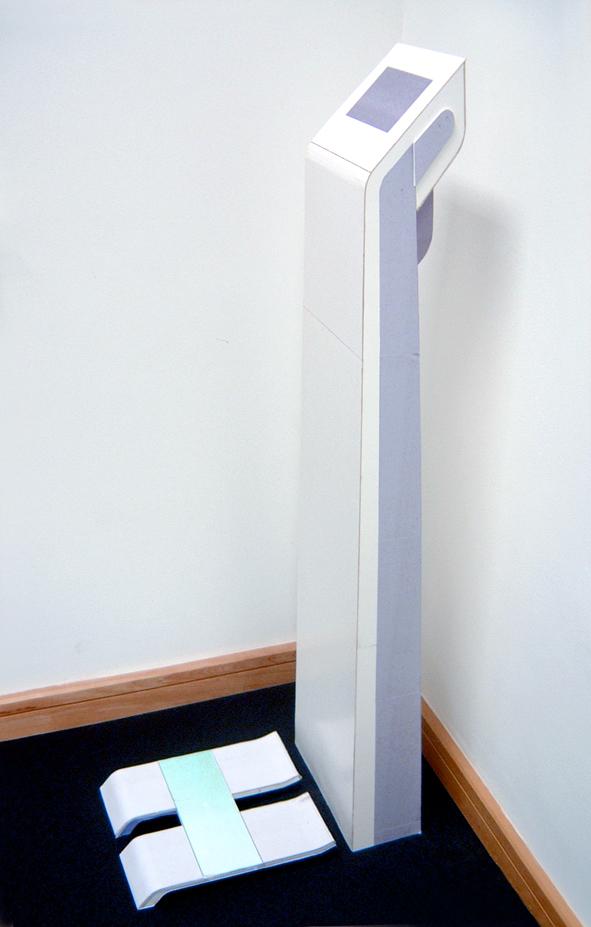 Vitamode - cardboard model