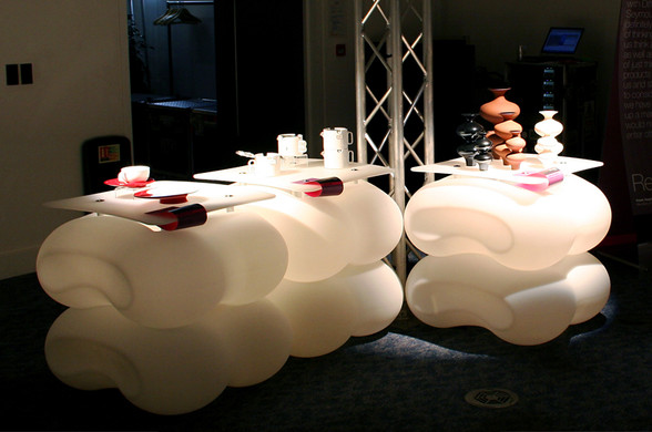 Gallery Display Pods