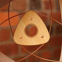 Twist copper fitter