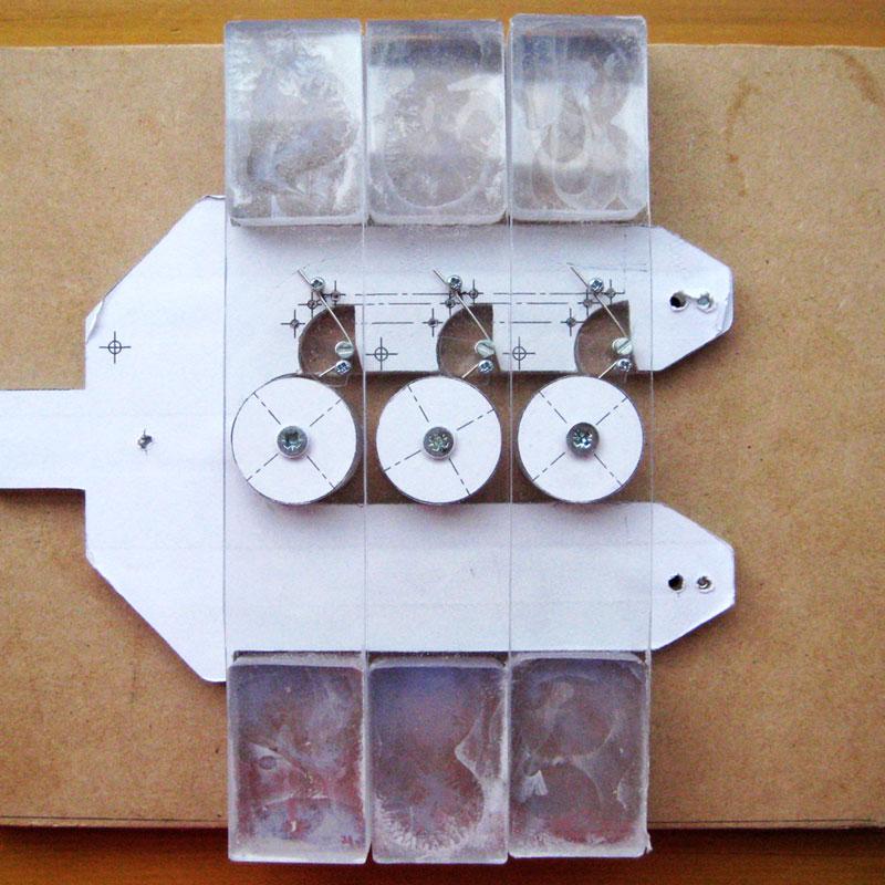Concept 2.5D model