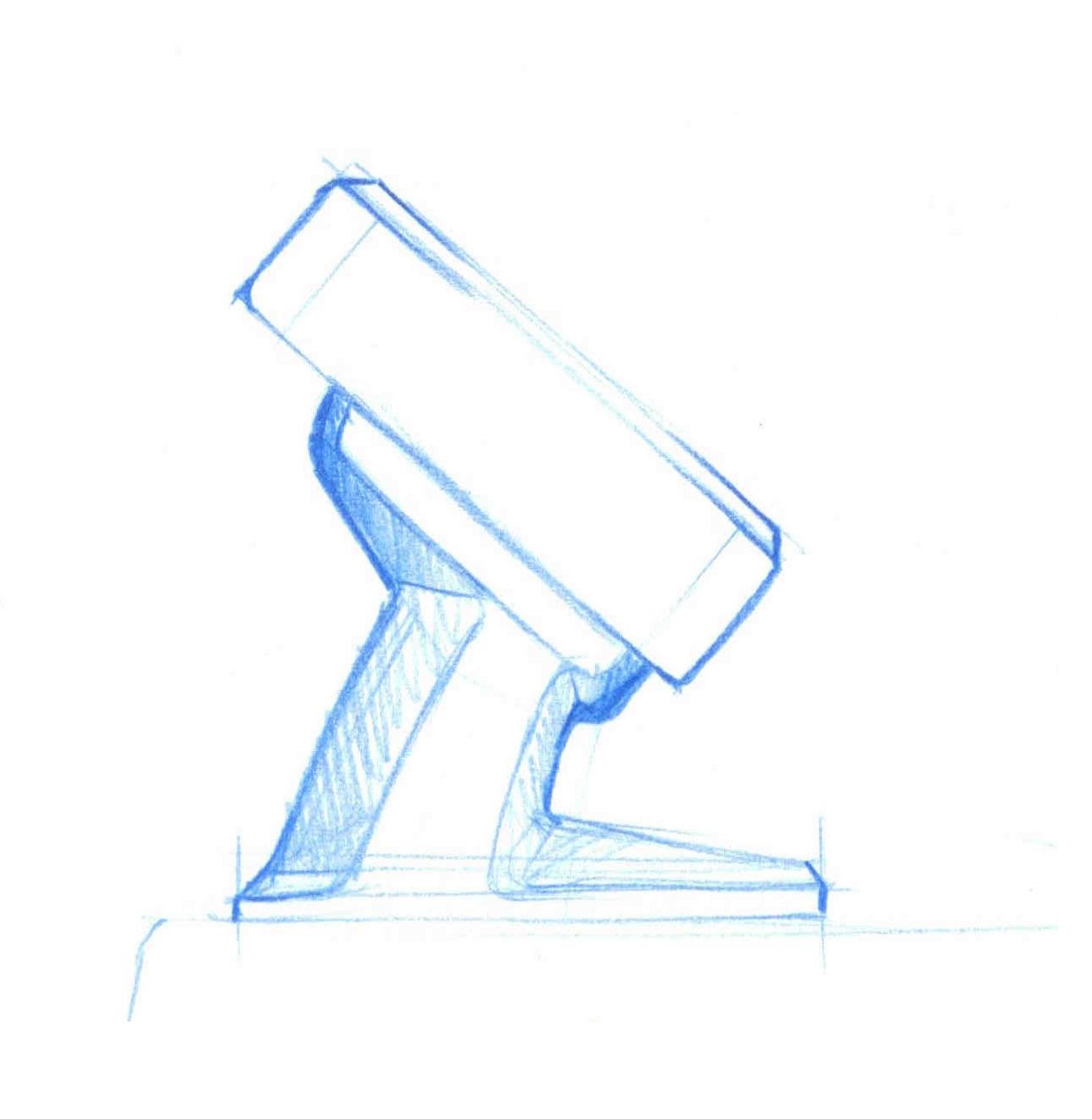 Form study sketch