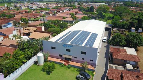 Kezo Confecções de Bariri com Energia Solar