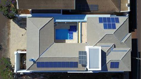 Energia Solar em Jaú: A primeira residência em Vila Real em Jaú com energia solar fotovoltaica!