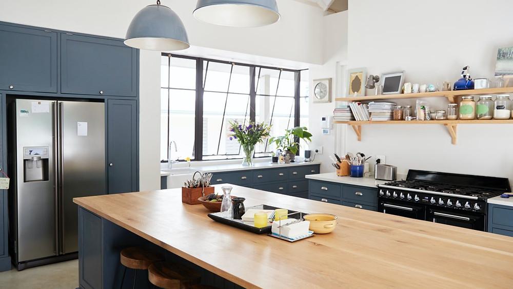 economizar energia na cozinha