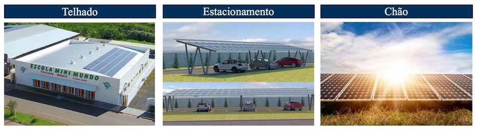 como funciona: tipo de instalações de energia solar fotovoltaica