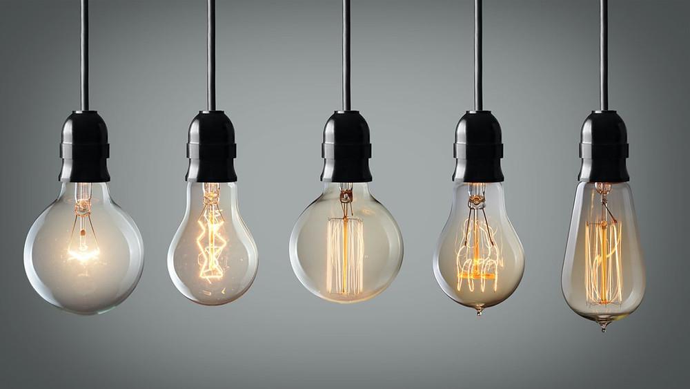 economizar energia com iluminação