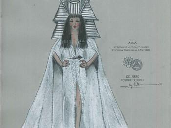 AIDA: COSTUME PREVIEW