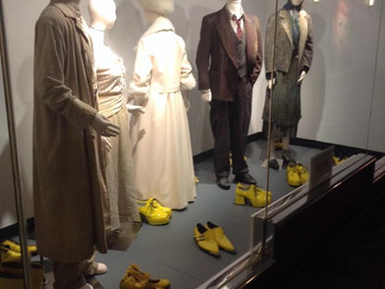 Yellow Shoes: Mystery Update