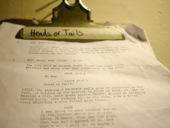 Heads or Tails: KickStarter Campaign