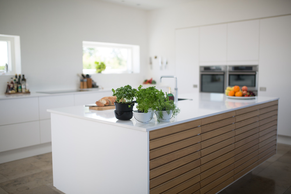 high levels of voc indoor - kitchen