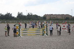 5- Jumping Teste - guied Course Walking