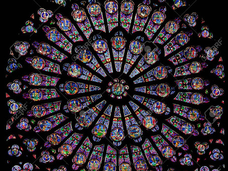 Great Mandalas: Rose Window of Notre Dame