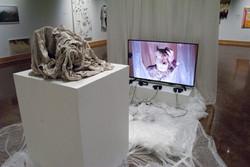 Installation Shots of GAEA