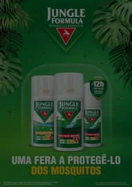 Uma fera a protegê-lo dos mosquitos