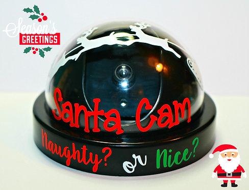 Santa Cam-Fake Surveillance Camera-Elf Camera-