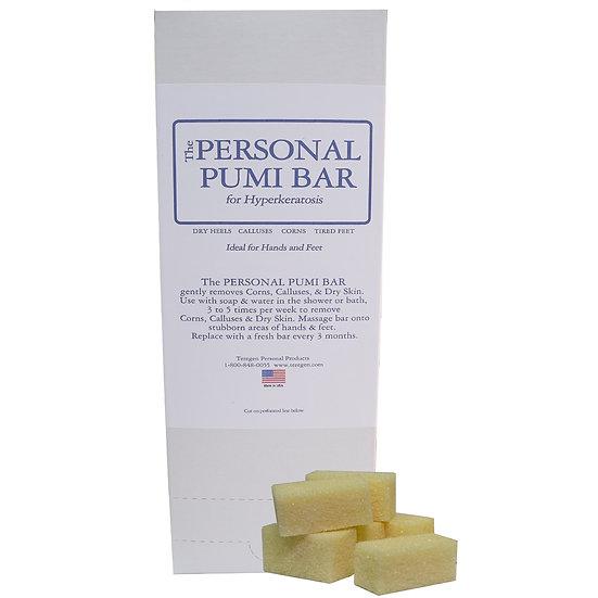 "Practice Builder Box of 50 - 1"" Pumi Bars"