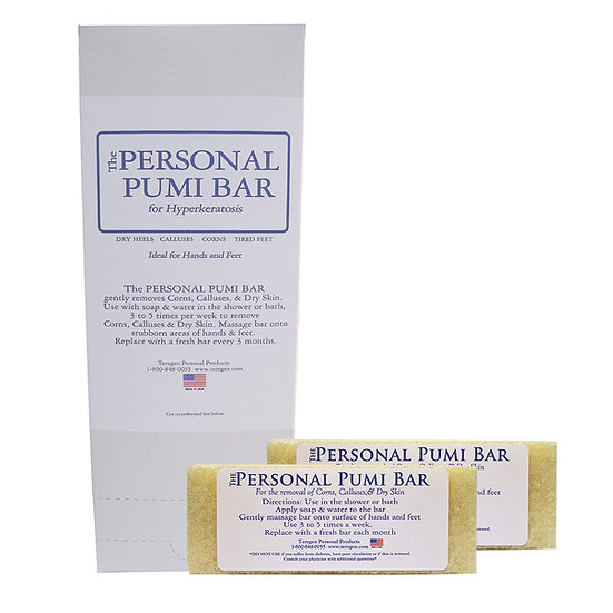 The Personal Pumi Bar - Box of 24