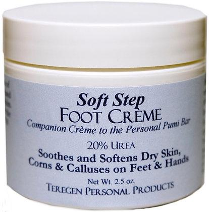 soft step foot creme