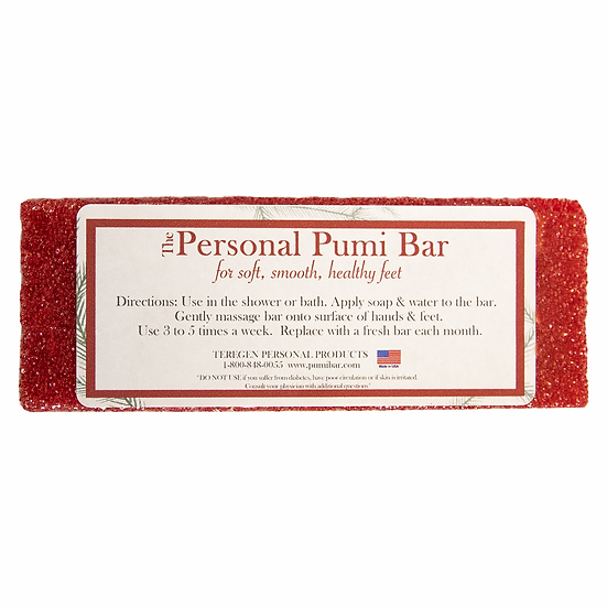 Holly Red Pumi Bar