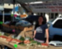 Malaina Buford @ Impeial Beach Farmers Market