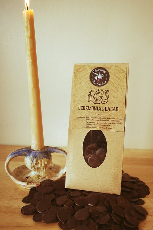 Ceremonial Cacao