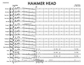 """Hammer Head"" arr. Mike Conrad"