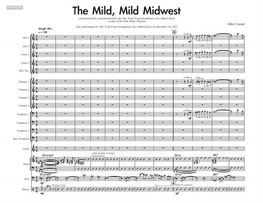 The Mild, Mild Midwest