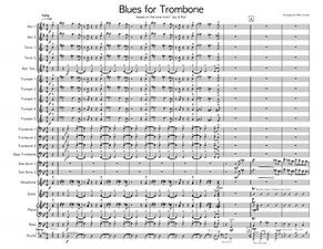 """Blues fo Trombone"" arr. Mike Conrad"