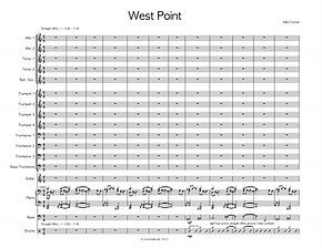 """West Point"" by Mike Conrad"