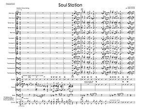 """Soul Station"" arr. Mike Conrad"