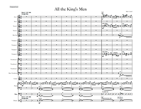 """All the King's Men"" by Mike Conad"