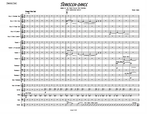 """Transcen-dance"" by Mike Conrad"