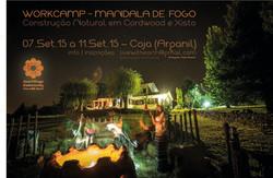 Workcamp Mandala de Fogo