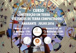 Curso de Construção em Terra e STC