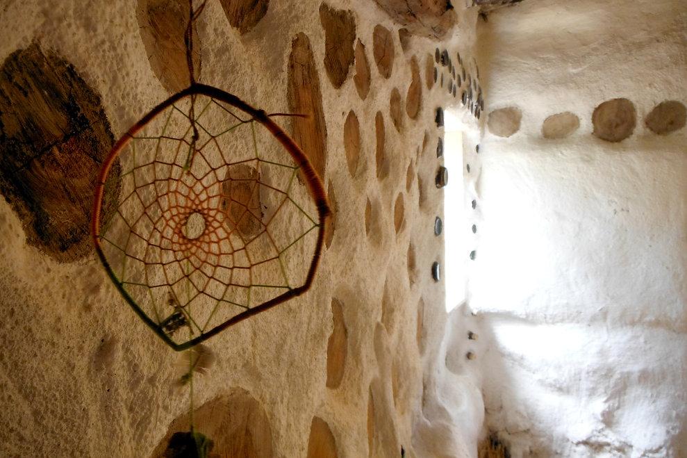 Stone House Eco Casa Festival Andanças