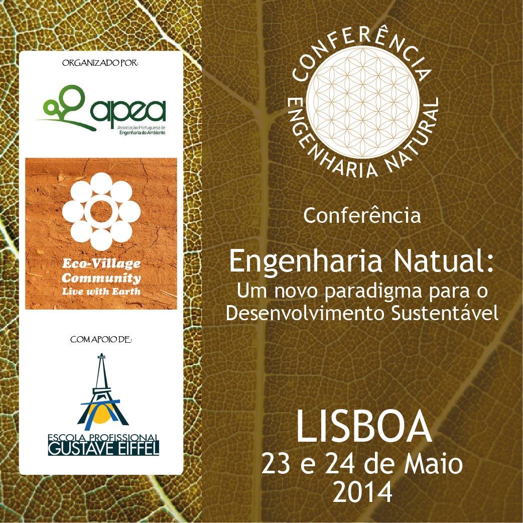 Conferência Engenharia Natural