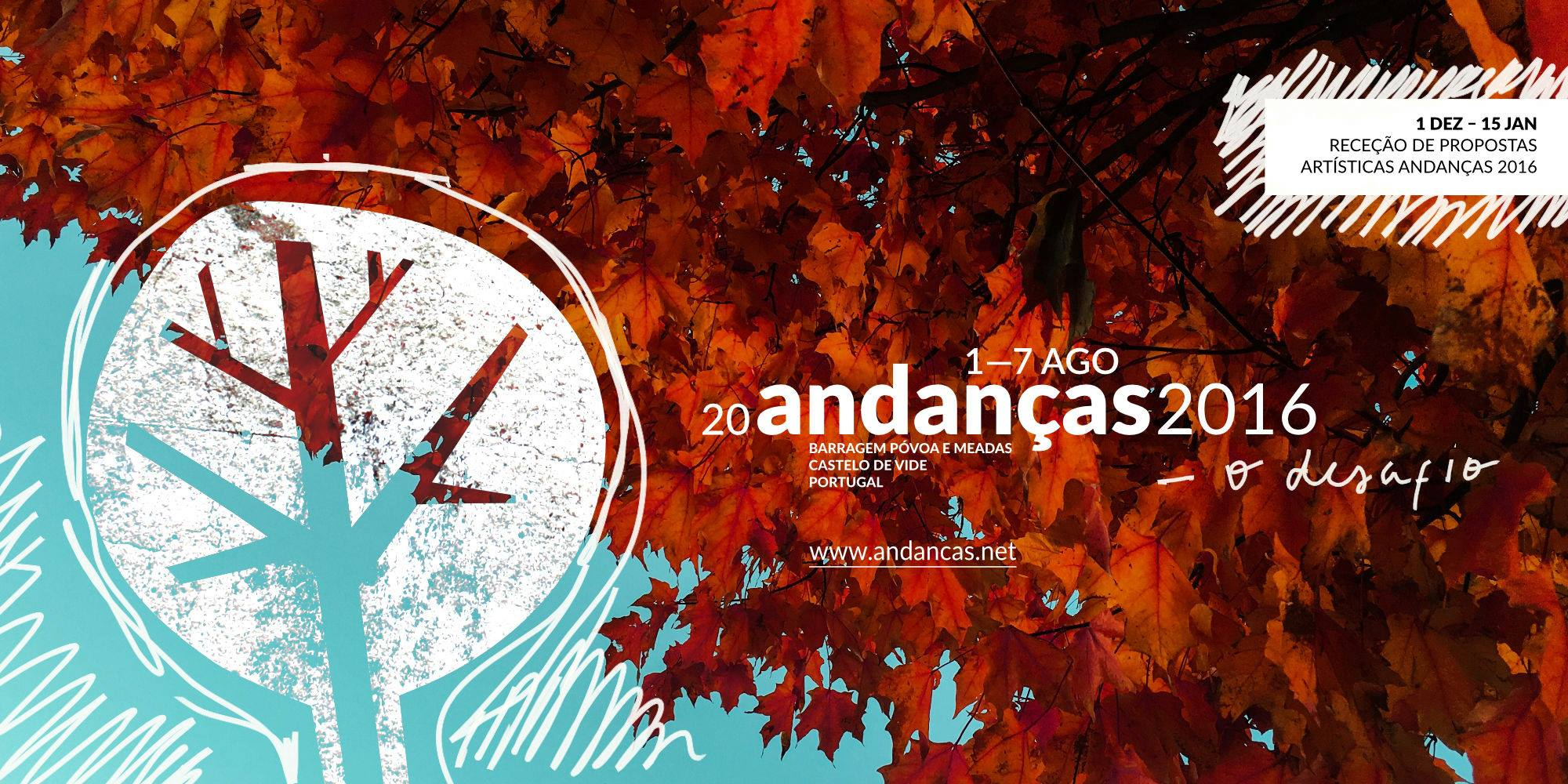 Workshops no Festival Andanças 2016