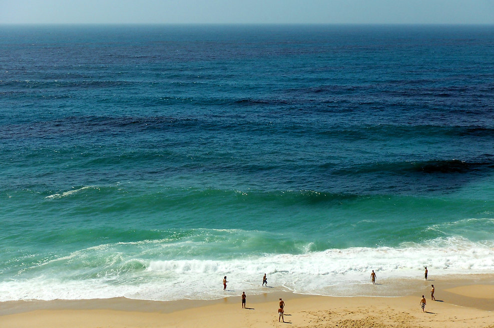Atlantic Ocean Coast Portugal - Oceano Atlântico