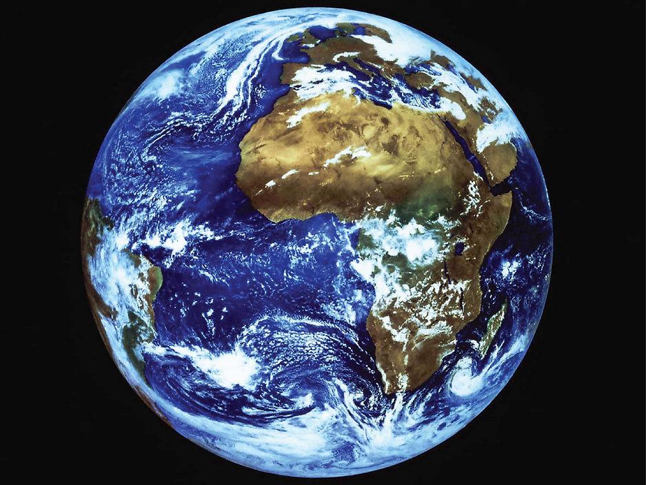 Planet Earth - Planeta Terra