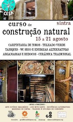 Workshop Construção Natural