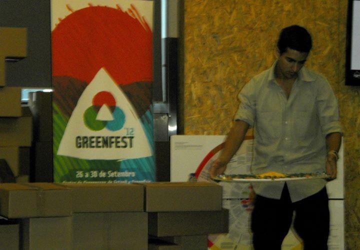 GREENFEST 2013 - Apresentação