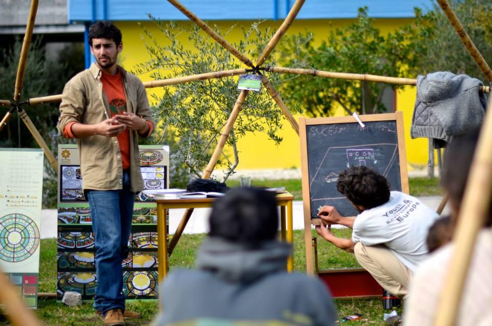 Curso Desenho Projeto e Permacultura