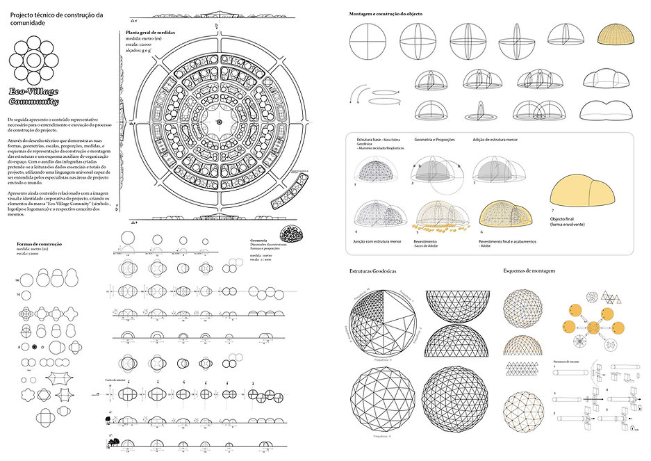 Technical Drawing - Desenho técnico