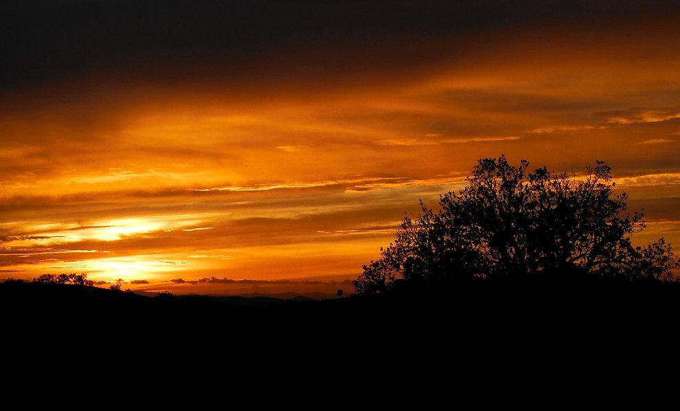 Alentejo Sunset Por do Sol