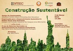 Conferência : Construção Sustentável